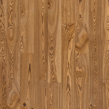 Паркетная доска Polarwood Ясень Premium 138 Royal Brown
